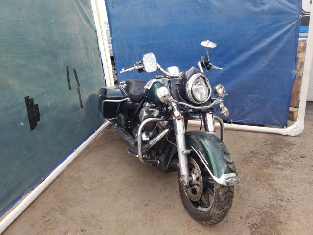 Salvage cars for sale from Copart Hillsborough, NJ: 2018 Harley-Davidson Flhp Police