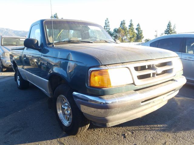 Vehiculos salvage en venta de Copart Rancho Cucamonga, CA: 1996 Ford Ranger