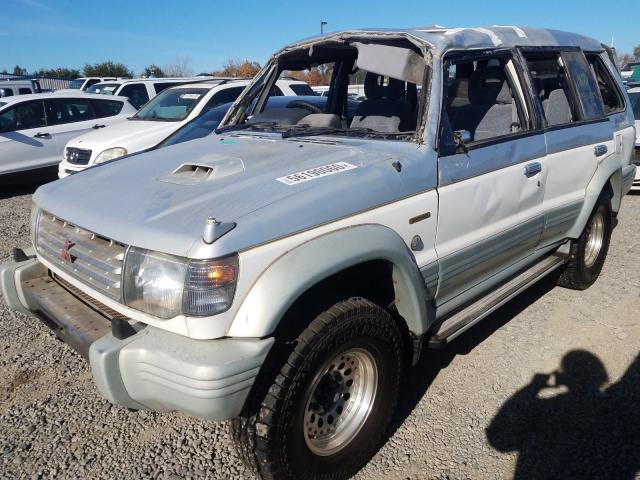 Mitsubishi Montero salvage cars for sale: 1993 Mitsubishi Montero