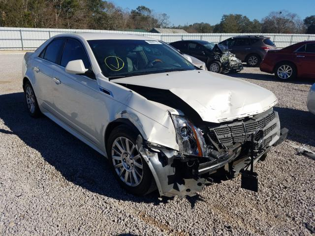 Salvage cars for sale from Copart Eight Mile, AL: 2011 Cadillac CTS Luxury