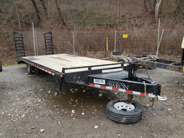 Salvage cars for sale from Copart West Mifflin, PA: 2018 Quality Trailer