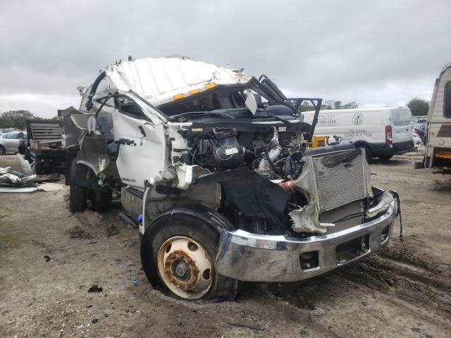 Hino salvage cars for sale: 2018 Hino 258 268