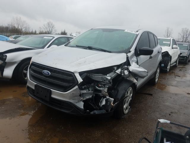 из сша 2019 Ford Escape S 2.5L 1FMCU0F7XKUB97918