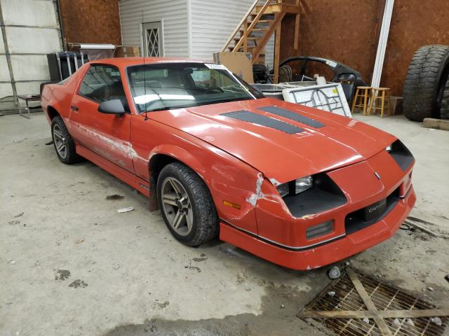 Chevrolet Camaro salvage cars for sale: 1985 Chevrolet Camaro