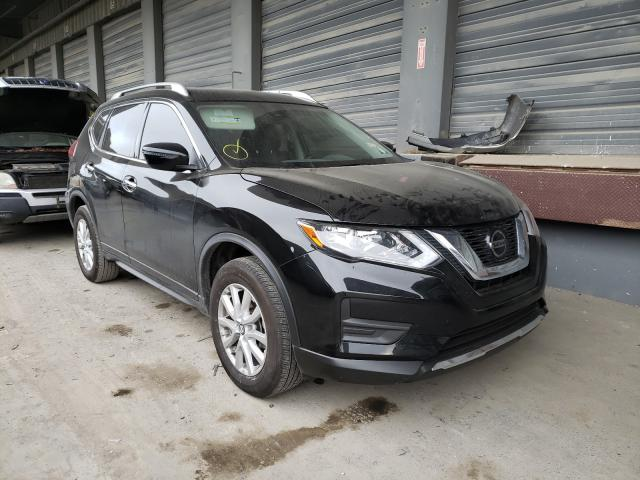 Salvage cars for sale from Copart Hayward, CA: 2020 Nissan Rogue S