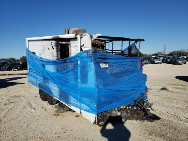 Other Travel Trailer salvage cars for sale: 1995 Other Travel Trailer