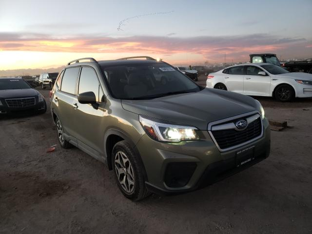 Vehiculos salvage en venta de Copart Brighton, CO: 2019 Subaru Forester P