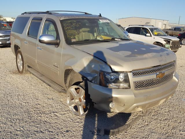 Salvage cars for sale from Copart San Antonio, TX: 2013 Chevrolet Suburban C