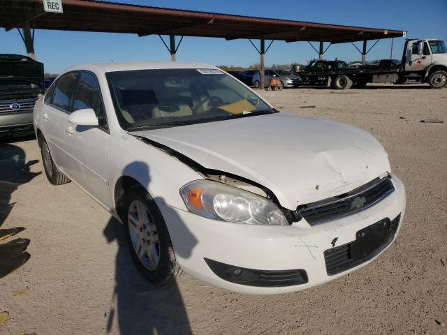Salvage cars for sale from Copart Temple, TX: 2006 Chevrolet Impala LT
