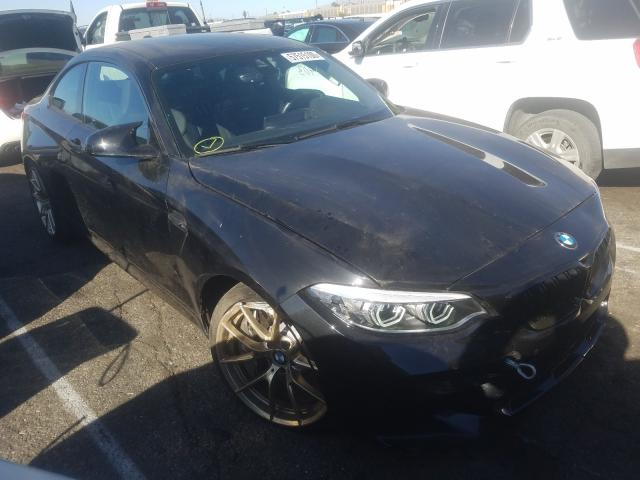 BMW M2 Competition salvage cars for sale: 2019 BMW M2 Competition