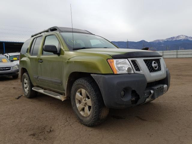 2012 Nissan Xterra OFF en venta en Colorado Springs, CO