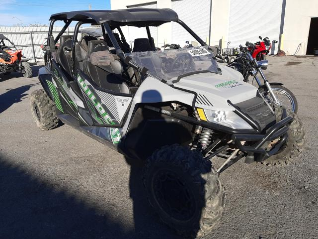 Arctic Cat salvage cars for sale: 2018 Arctic Cat Wild Cat