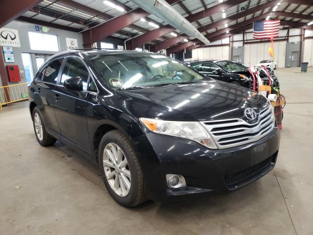 Salvage cars for sale from Copart East Granby, CT: 2009 Toyota Venza