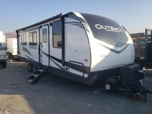Mobile Scout salvage cars for sale: 2019 Mobile Scout Trailer