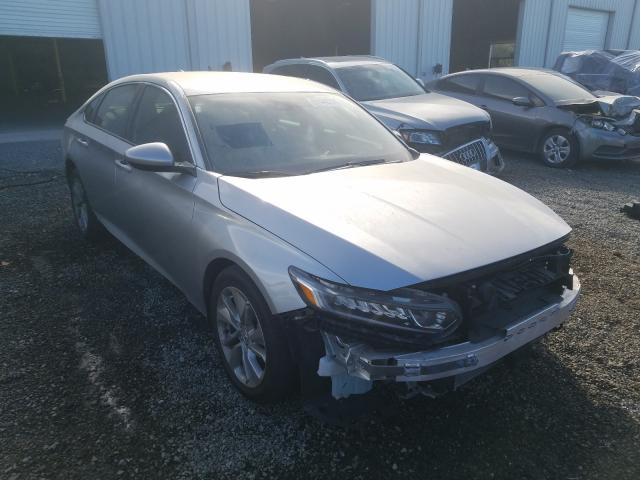 Salvage cars for sale from Copart Jacksonville, FL: 2020 Honda Accord LX