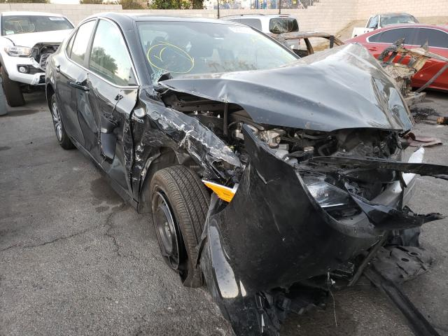 Salvage cars for sale from Copart Colton, CA: 2020 Toyota Camry LE