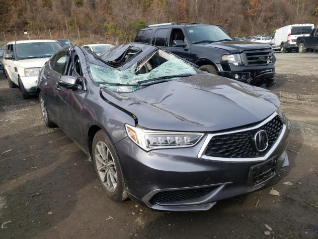 Acura TLX salvage cars for sale: 2019 Acura TLX