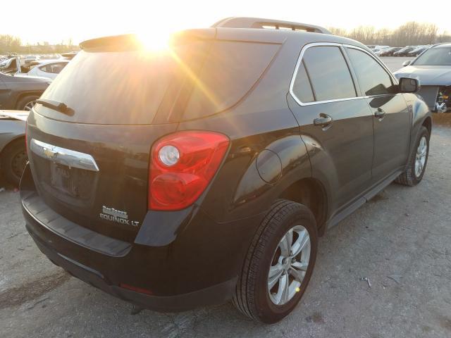 цена в сша 2014 Chevrolet Equinox Lt 2.4L 2GNALBEK1E6344184