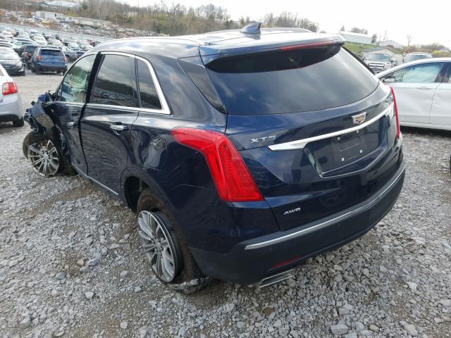 купить 2017 Cadillac Xt5 Luxury 3.6L 1GYKNDRS9HZ308176