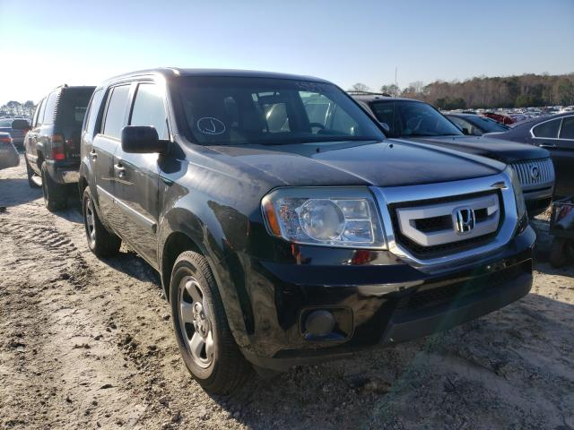 Salvage cars for sale from Copart Loganville, GA: 2011 Honda Pilot LX