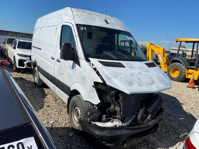 Mercedes-Benz Sprinter 2 Vehiculos salvage en venta: 2017 Mercedes-Benz Sprinter 2