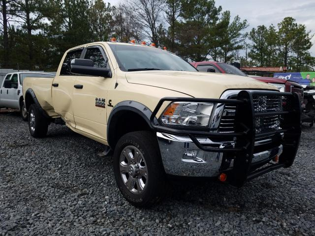Salvage cars for sale from Copart Byron, GA: 2016 Dodge RAM 2500 SLT