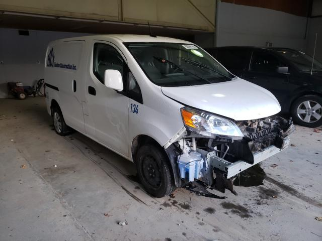 Salvage cars for sale from Copart Hampton, VA: 2019 Nissan NV200 2.5S
