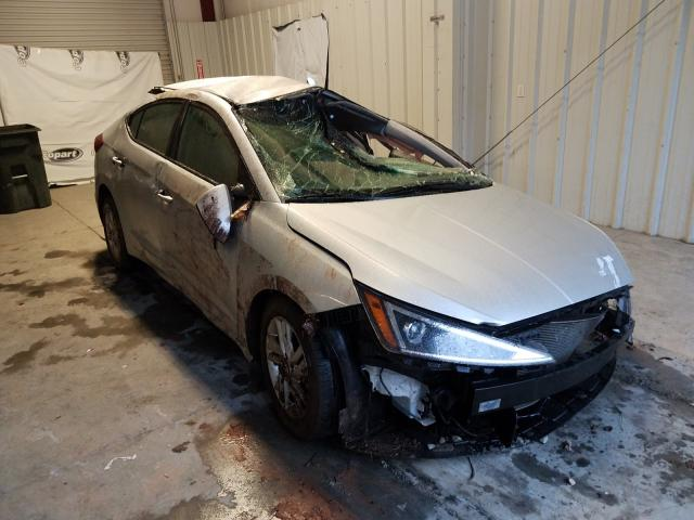 Salvage cars for sale from Copart Hurricane, WV: 2019 Hyundai Elantra SE