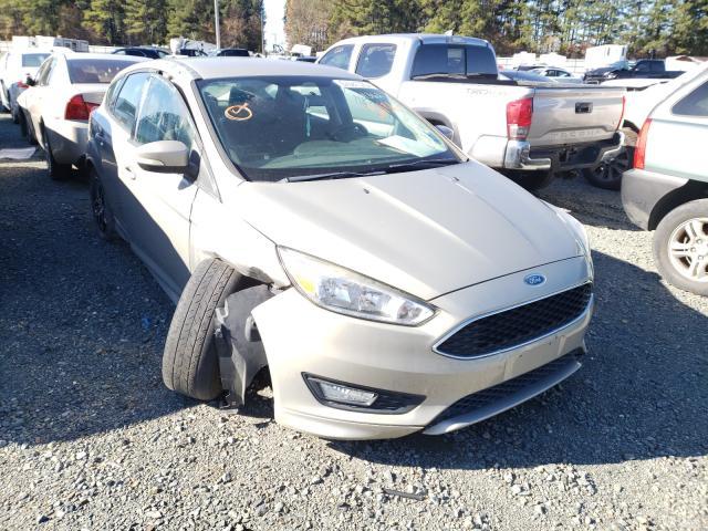 2015 Ford Focus Se 2.0L, VIN: 1FADP3K23FL361362