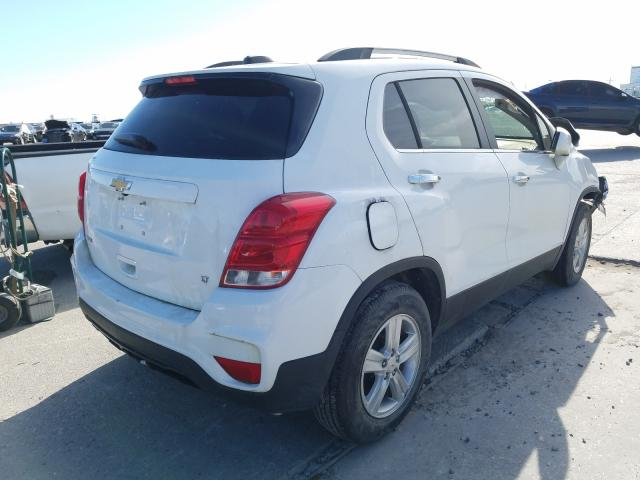 цена в сша 2017 Chevrolet Trax 1Lt 1.4L KL7CJLSB7HB114763