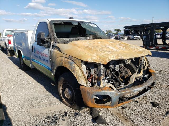 Salvage cars for sale from Copart Orlando, FL: 2014 Ford F-350