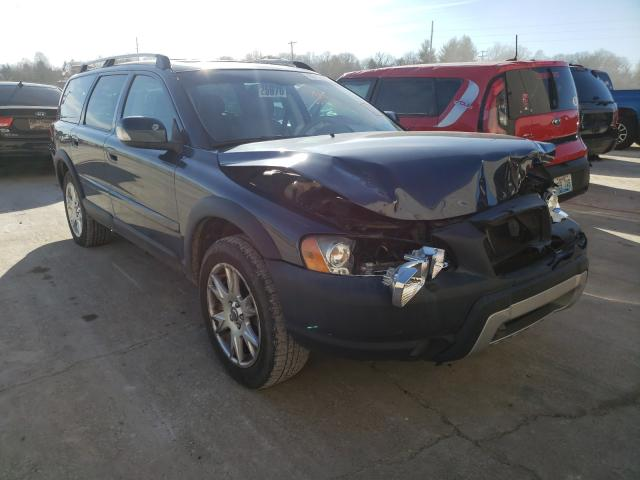 Salvage cars for sale from Copart Lawrenceburg, KY: 2007 Volvo XC70