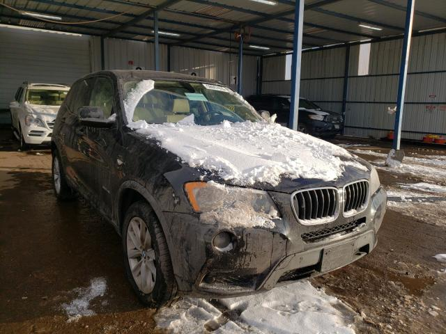 Vehiculos salvage en venta de Copart Brighton, CO: 2013 BMW X3 XDRIVE2