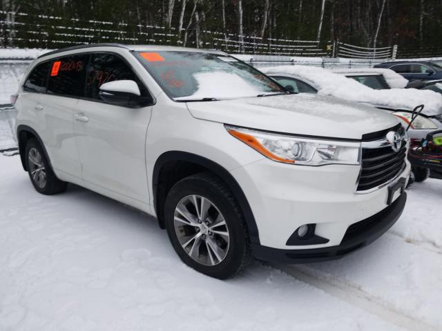 2014 Toyota Highlander for sale in Lyman, ME