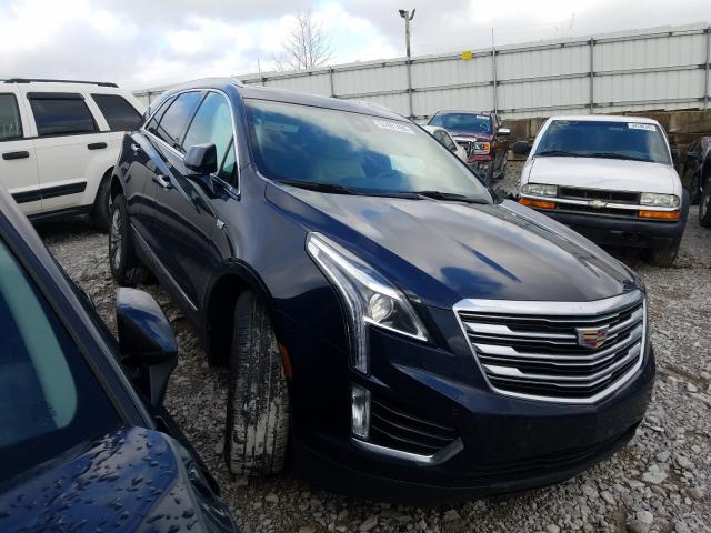 1GYKNDRS9HZ308176 2017 Cadillac Xt5 Luxury 3.6L