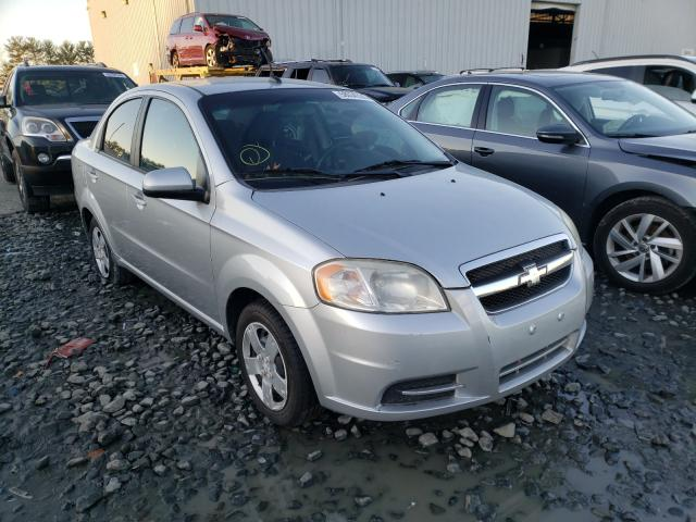 Salvage cars for sale from Copart Windsor, NJ: 2011 Chevrolet Aveo LS