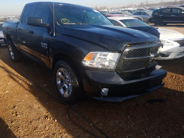 Salvage cars for sale from Copart Bridgeton, MO: 2016 Dodge RAM 1500 ST