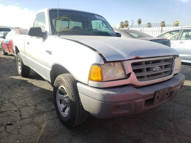 Salvage cars for sale from Copart Colton, CA: 2003 Ford Ranger