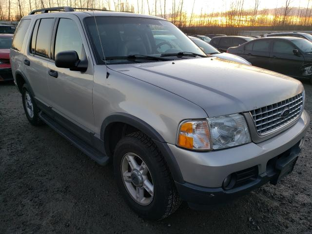 Salvage cars for sale from Copart Arlington, WA: 2003 Ford Explorer X