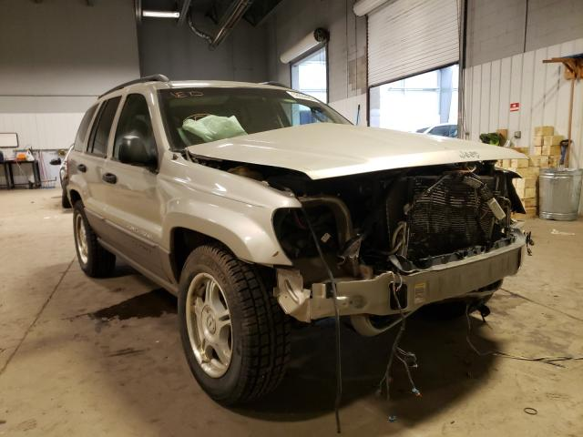Salvage cars for sale at Ham Lake, MN auction: 2004 Jeep Grand Cherokee