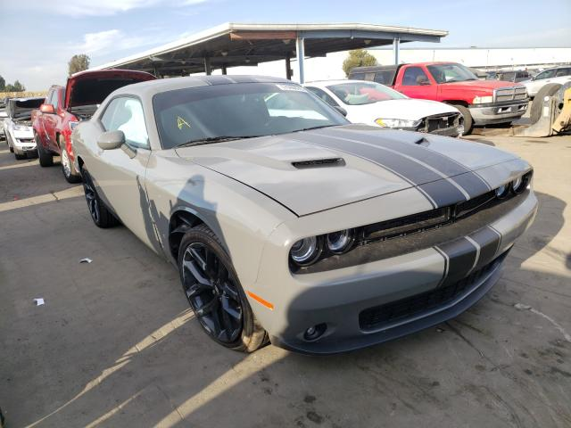 Salvage cars for sale from Copart Hayward, CA: 2019 Dodge Challenger