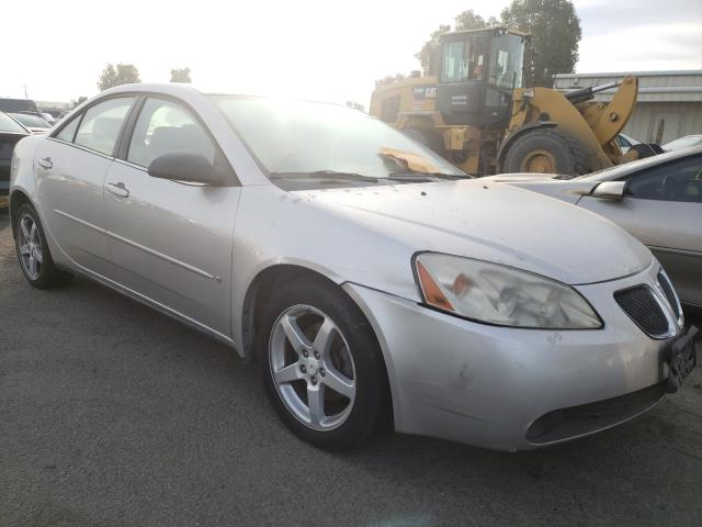 Salvage cars for sale from Copart Martinez, CA: 2007 Pontiac G6 Base