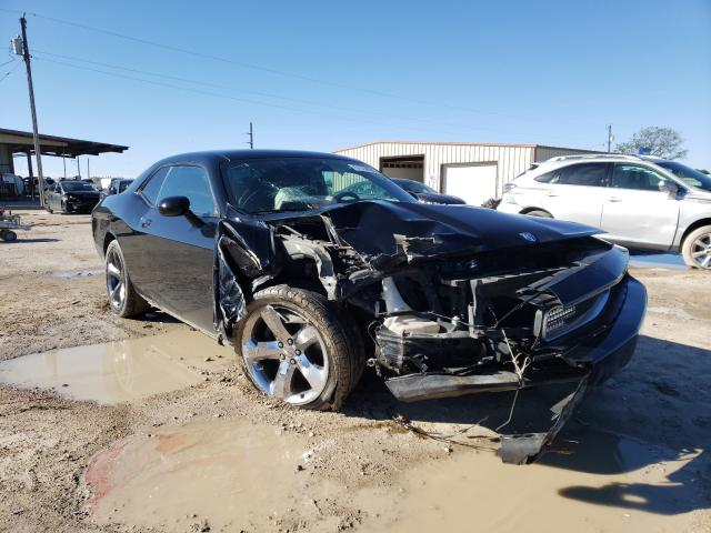 Salvage cars for sale from Copart Temple, TX: 2014 Dodge Challenger