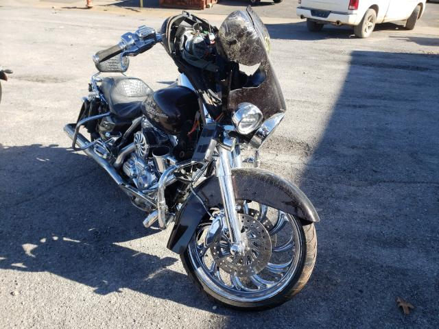 Salvage cars for sale from Copart Oklahoma City, OK: 2011 Harley-Davidson Flhx