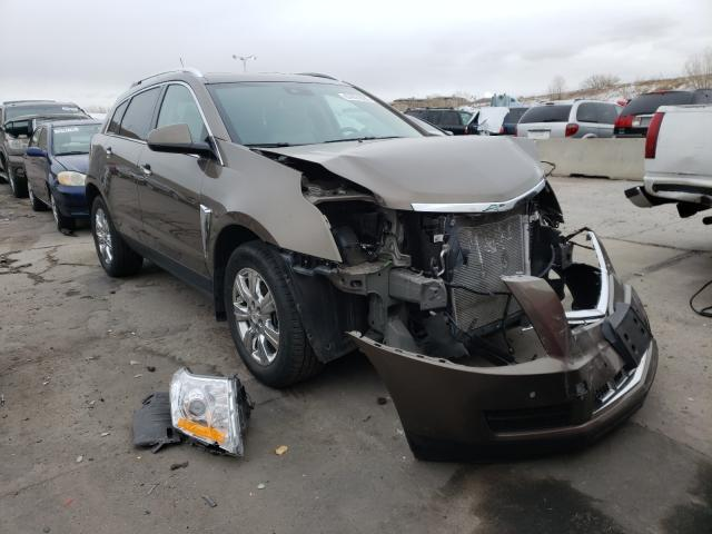 Cadillac salvage cars for sale: 2016 Cadillac SRX Luxury