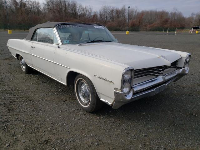 Salvage cars for sale from Copart East Granby, CT: 1964 Pontiac Catalina
