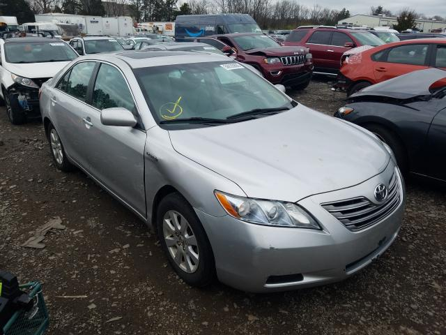 Salvage cars for sale from Copart Pennsburg, PA: 2009 Toyota Camry Hybrid