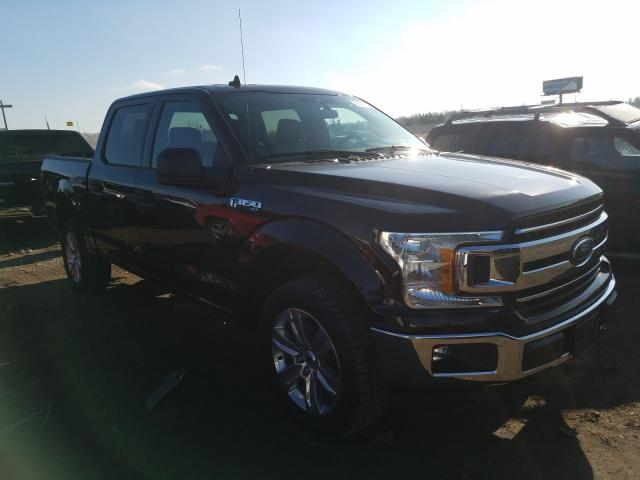 Salvage cars for sale from Copart Cicero, IN: 2019 Ford F150 Super