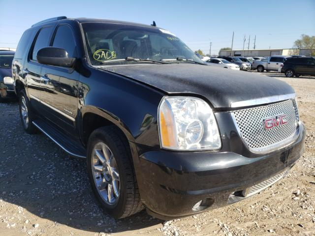 Salvage cars for sale from Copart Haslet, TX: 2012 GMC Yukon Dena