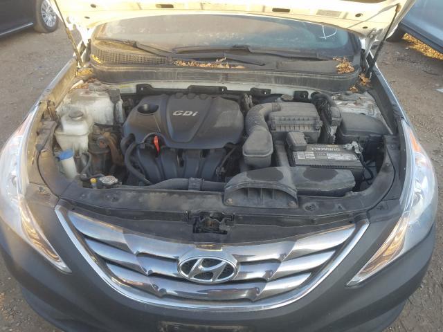 5NPEC4AC3DH798502 2013 Hyundai Sonata 2.4L